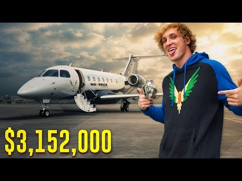 5 Things Logan Paul Owns Only The Richest Can Afford
