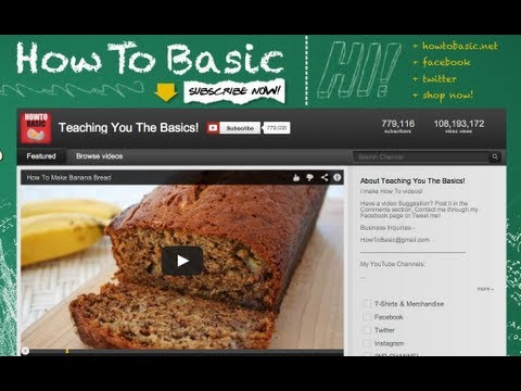 How To Revert Back To The Old YouTube Channel Design
