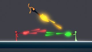 Worlds Best Stick Fighter Game Ever stick Fight 1