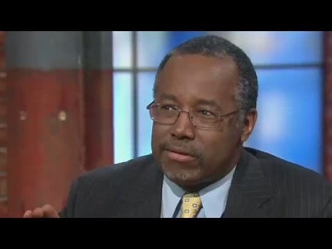 Ben Carson: Being gay is a choice, look at inmates