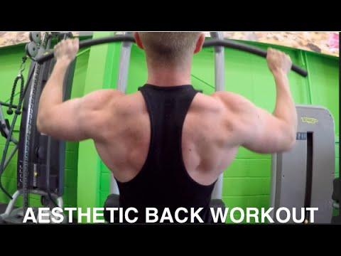 Aesthetic Back Workout | GET BIG : Week 11/52