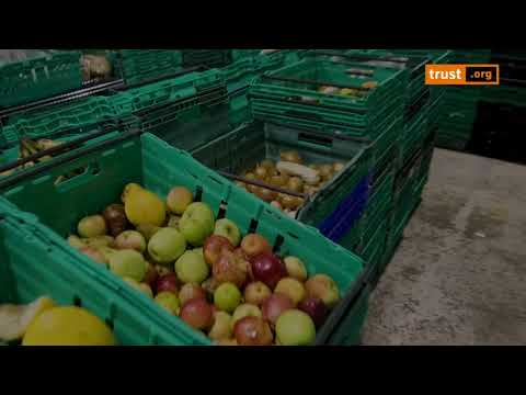 Food waste warriors: The pay-as-you-feel supermarket - The Real Junk Food Project, Leeds