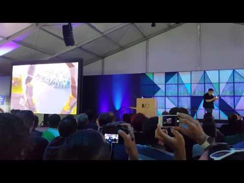 Project Tango Demo - Sizzle @ Google I/O 2016