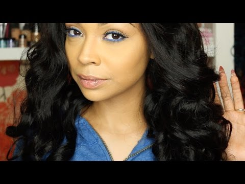 Chinahairmall.com | Indian Remy LF Body Wave Wig First Impression