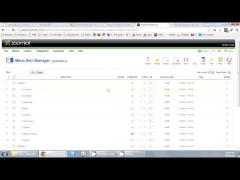 How to update Title Meta Description Keywords Robots Author in Joomla Website CMS Admin Content