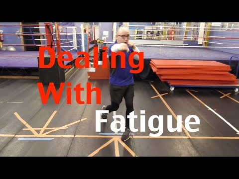 90 Second Boxing Tips - Dealing with Fatigue