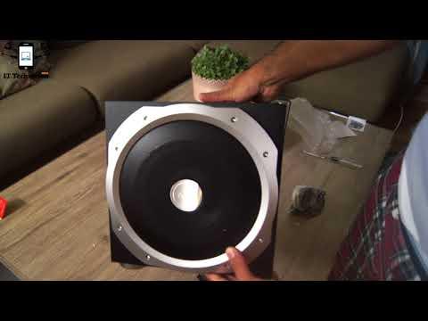 Trust Byron 120 Watt 2.1 Speaker Set unboxing
