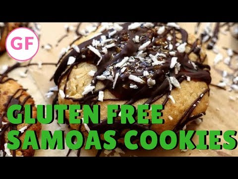 Gluten Free Samoas Cookies AKA Christmas In My Mouth Cookies