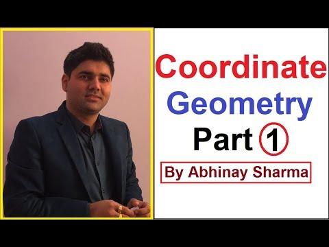 Coordinate Geometry Part 1 By Abhinay Sharma (Abhinay Maths)