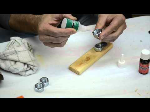 Metal to Wood with Mister Glue