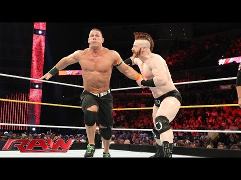 Xxx Mp4 John Cena Vs Sheamus Raw Sept 14 2015 3gp Sex