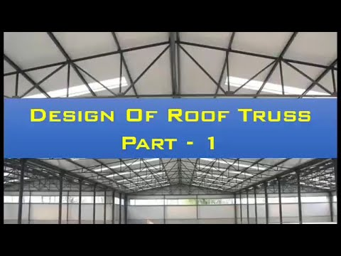 Components of Roof Truss