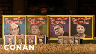 Infomercial For The Complete Mueller Report Collection - CONAN on TBS
