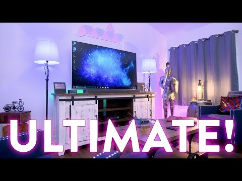 The Ultimate 4K Streaming & Gaming Setup Tour!