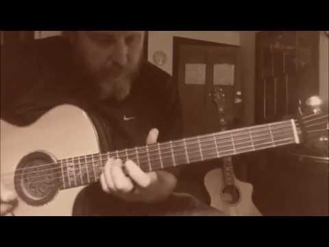 Tom Petty Breakdown Fingerstyle