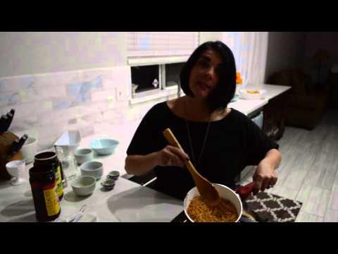 Sopa de fideo (Fideo soup)