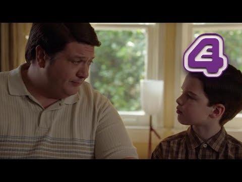 Sheldon's Dad Has A Heart To Heart Talk About Sheldon's Musical Role | Young Sheldon