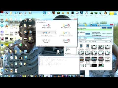 How to Copy a DVD using Imgburn