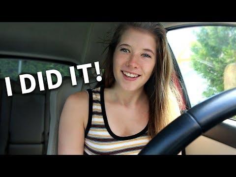 I GOT MY DRIVER'S LICENSE