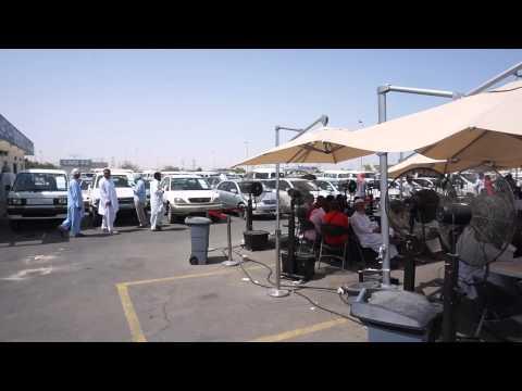USED CAR AUCTION IN DUBAI