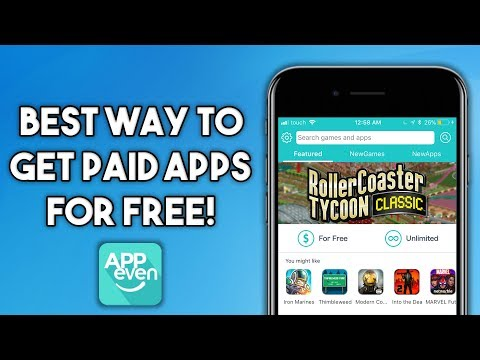 BEST WAY to Get PAID Apps/Games for FREE on iOS 11!