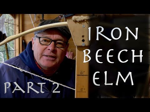 IRON. BEECH. ELM. Can I build a crossbow from scrap? The Prod. Part 2.