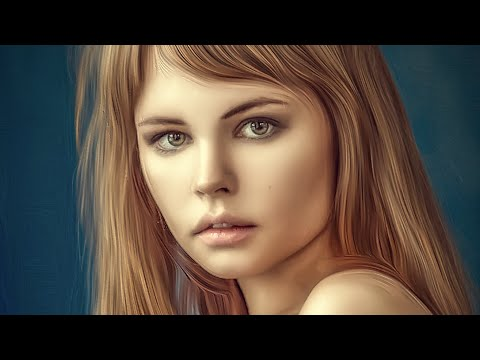 Oil Painting Photo Effects | Photoshop CC Tutorial