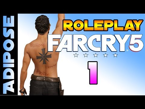 Let's Roleplay Far Cry 5! #1 Rookie Mistakes