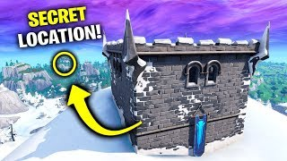 Fortnite Is Trying To Hide This SECRET Location..