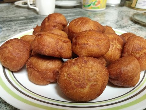 Banana Fritters - EASY and SIMPLE recipe | Flomas Kitchen