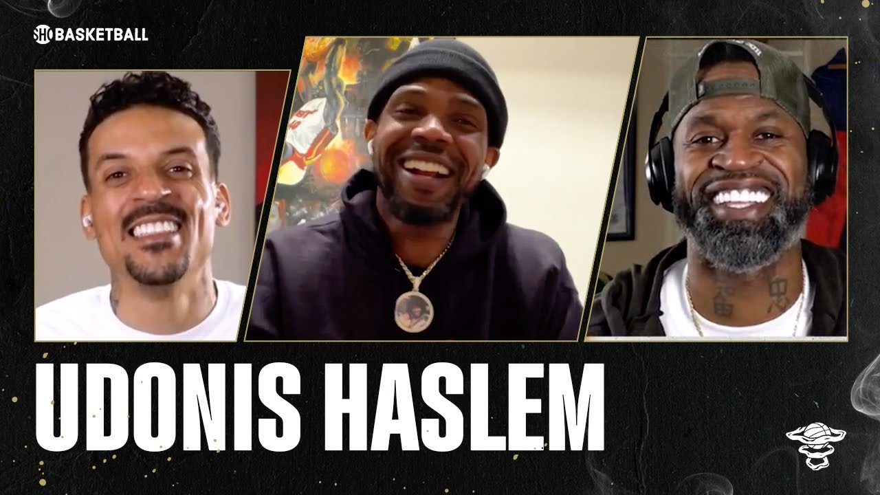 Udonis Haslem | Ep 77 | ALL THE SMOKE Full Episode | SHOWTIME Basketball