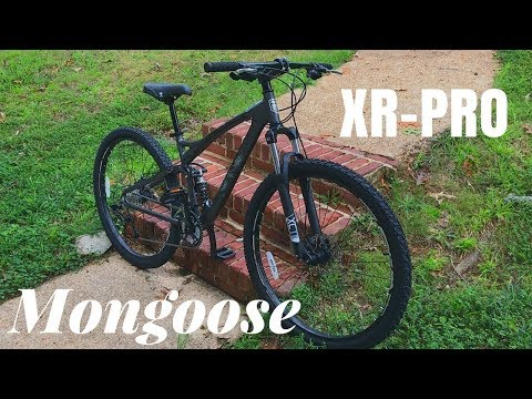 Mongoose XR-PRO Mountain Bike from Walmart - Is it worth $349?