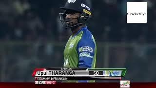 Tharanga & Danushka Batting Highlights In BPL 2017