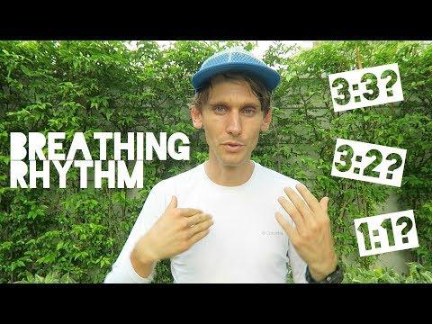 Best Breathing Rhythm for Runners | Breathing Technique to Run Faster & Longer