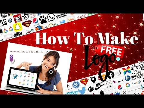 how to Design a logo free - Online Muft Me Logo kaise banaye in Hindi