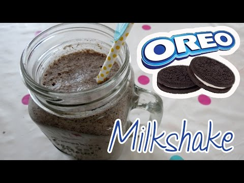 3 Ingredient Oreo Milkshake | Sweet Tooth
