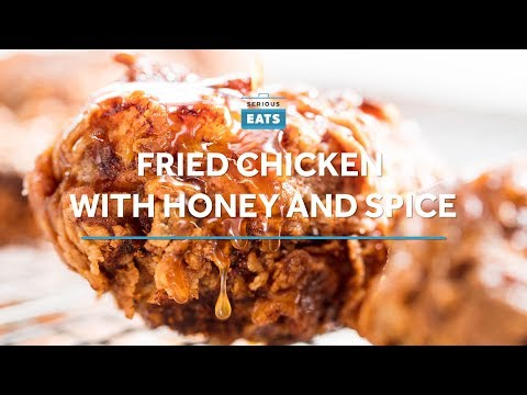 How to Make Fried Chicken with Honey Butter and Spice
