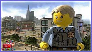 Мультфильм ЛЕГО СИТИ про машинки и полицейского Чейз Маккейна Lego City Игровой мультик 29 серия