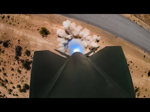 GoPro: Experimental Rockets to 30,000 Feet