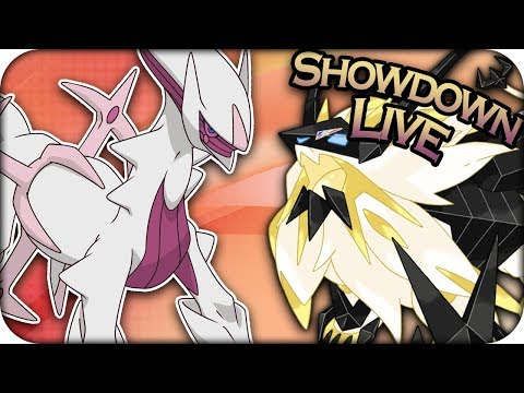 IS ARCEUS FAIRY NO LONGER THE MANE!? - Pokemon Ultra Sun and Ultra Moon UBERS Showdown Live