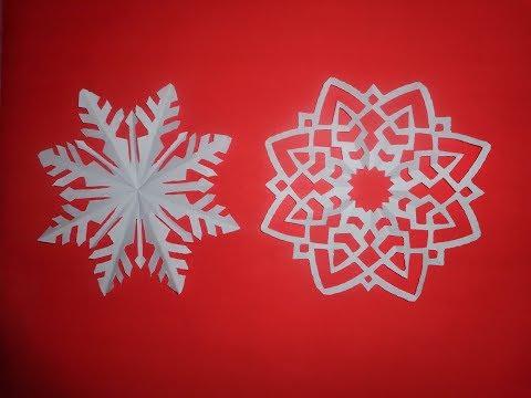 Paper Snowflakes | Christmas Decor