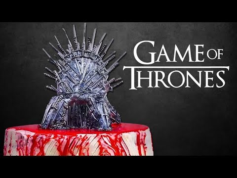 Game of Thrones Season 7 Special   Cake Recipe Ideas   Cakes, Cupcakes and More by So Yummy