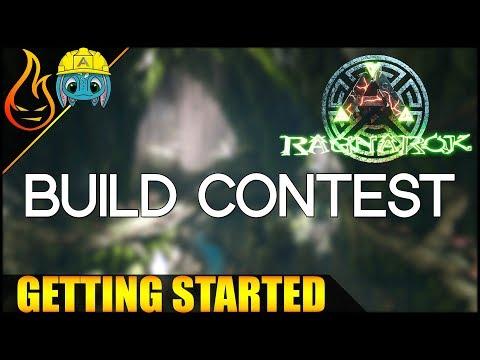 Build Contest Now Live Modded Server Rundown