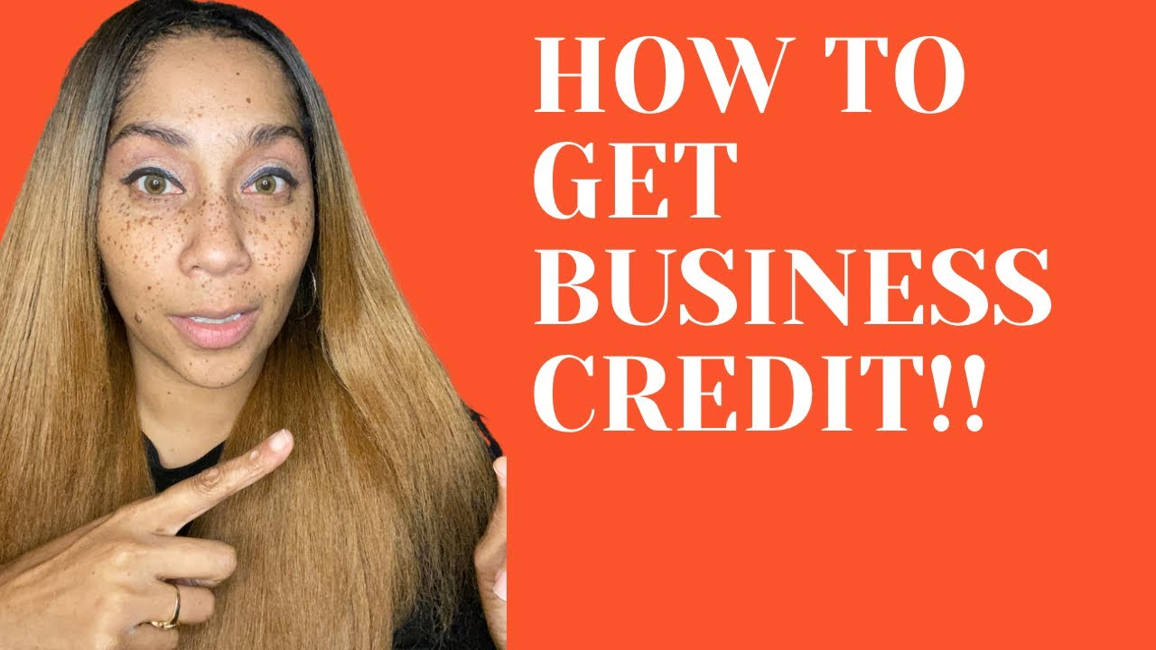 🤔 HOW TO GET BUSINESS CREDIT!💳         PART 1