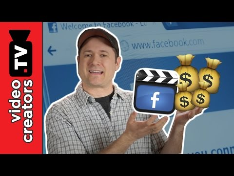 How To Monetize your Facebook Videos
