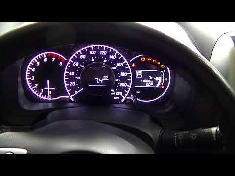 Nissan Versa oil change and maintenance reminder