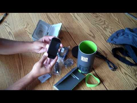 Unboxing: Microsoft Kin Two - Windows Phone from Verizon by Sharp