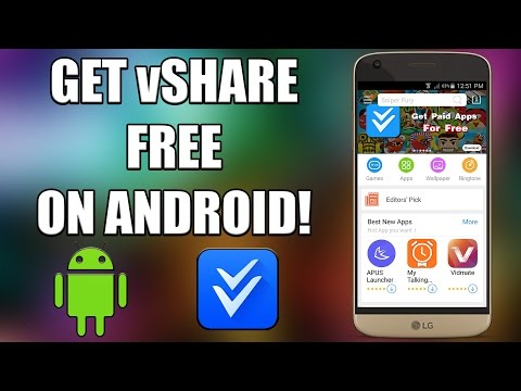How to Get vShare For FREE on Android 6.0! | 200 SUBSCRIBERS!