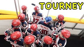 Kids Hockey Tournament Behind the Scenes Hamilton Backspin Classic Buffalo Regals