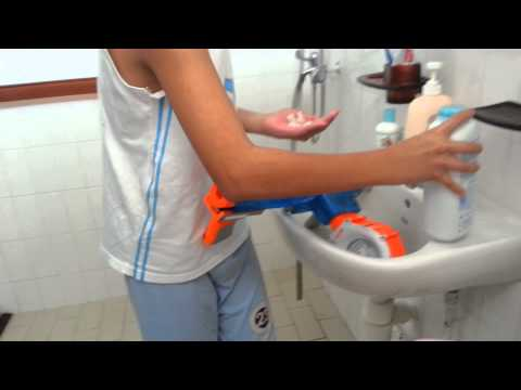How to make your nerf war look real!